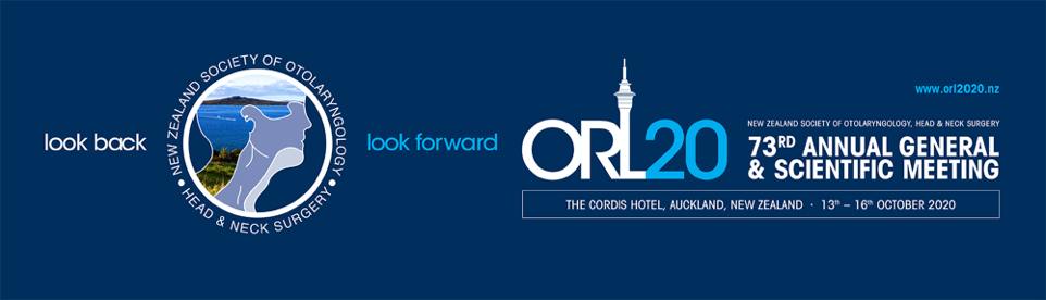 Visit us at ORL2020 Auckland